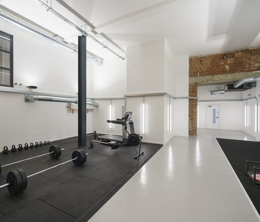 HERE- CREATIVE BRISTOL OFFICE OPENS  NEW FITNESS STUDIO FOR TENANTS