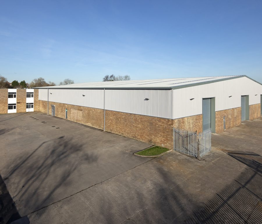 Letting completed at newly refurbished Unit 2 at Bonville Trading Estate in Bristol