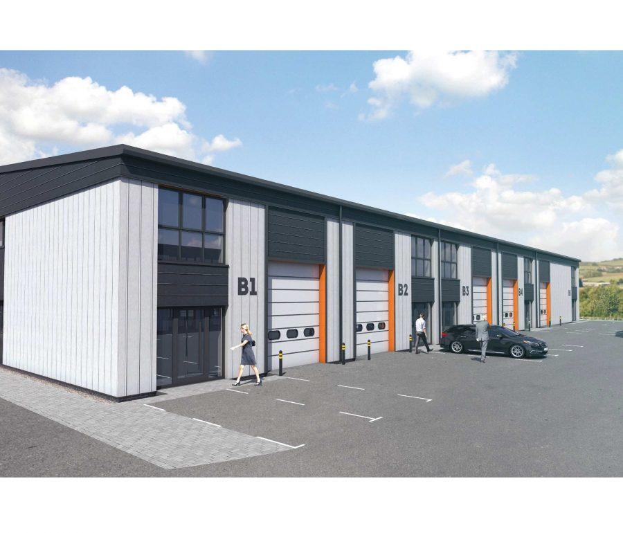 Ashville starts work on £12m, 70,000 sq ft industrial development in Chippenham, Wiltshire